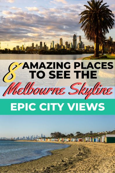 Best view of Melbourne