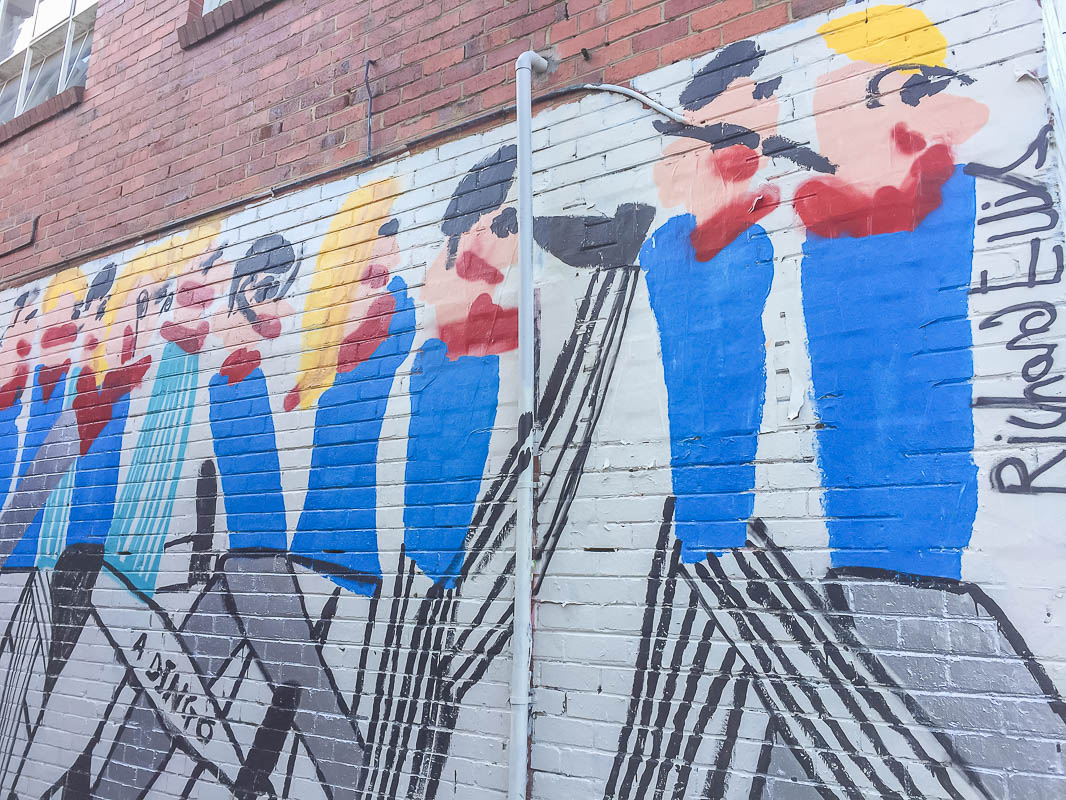 Fitzroy is Melbourne's oldest and definitely the quirkiest suburbs. You have to spend some time here when visiting this amazing city. Check out my itinerary to make sure you get a great feel of what it's all about.
