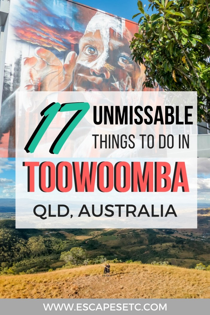 Looking for the perfect weekend getaway to the Queensland countryside? Toowoomba is the perfect place for you. Check out my guide to spending a weekend here and some of the top things to do in Toowoomba. #toowoomba #australia #queensland #darlingdowns #weekendaway #brisbane