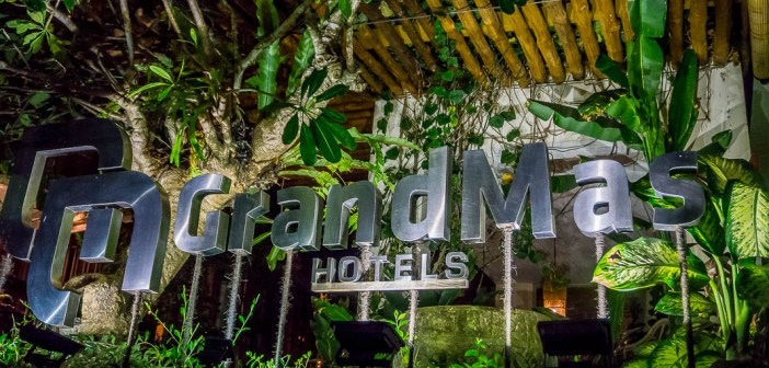 Checking in at the GrandMas Plus Seminyak: Balinese culture with a modern twist