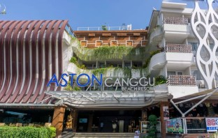 Looking for somewhere luxurious to stay in Canggu without the price tag? The Aston Canggu Beach Resort is the perfect base! Check out my review here.