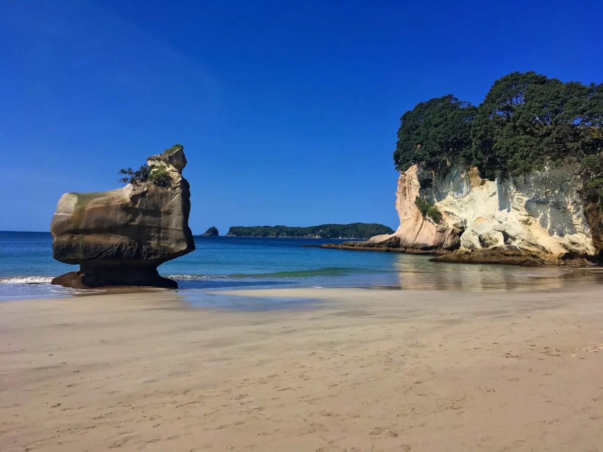 Coromandel Peninsula, New Zealand's North Island road trip