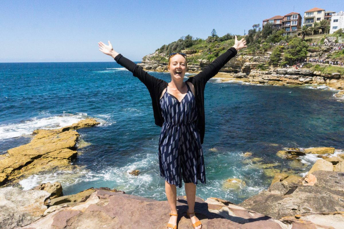 Coogee to Bondi Coastal Walk - one of the best things to do in Sydney in 3 days