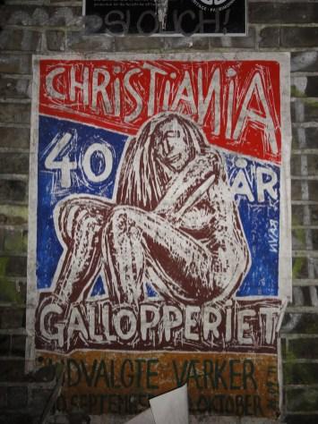 Christiania 40 Year Anniversary