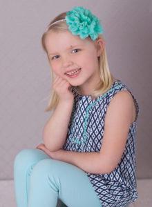 Granddaughter Natalie