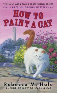 how to paint a cat mar 2014