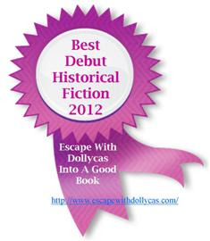 2012 best debut historical fiction