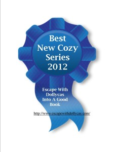 2012 best new cozy series