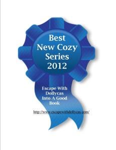 2012 best new cozy series