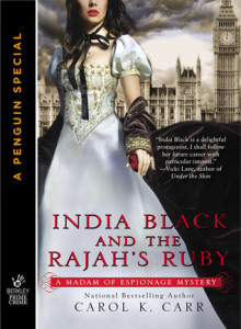 india black and the rajah ruby