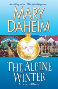 the alpine winter hardcover