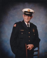 Fire Chief James Boness