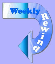 weekly rewind235