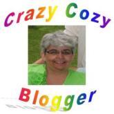 crazy cozy blogger