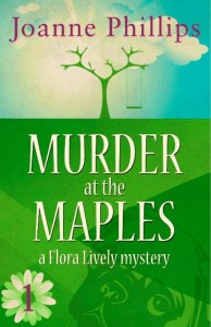 cover murder at the maples