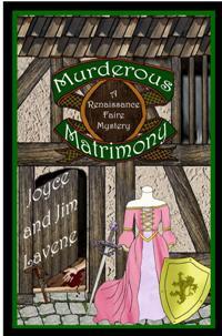 MURDEROUS MATRIMONY AD