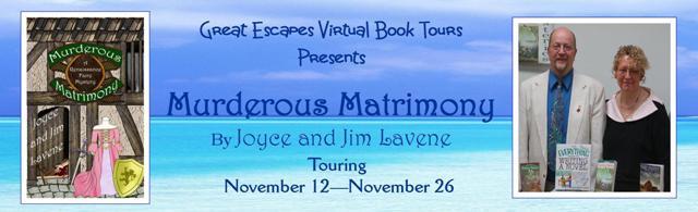 great escape tour banner large MURDEROUS MATRIMONY640