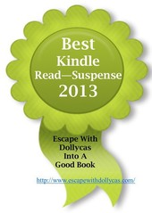2013 best kindle read  - suspense