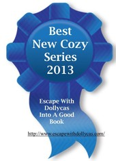 2013 best new cozy series