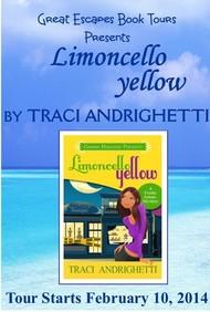 small banner limoncello yellow
