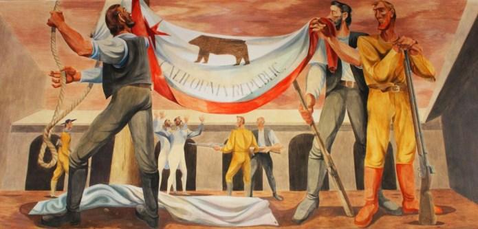 RAISING THE BEAR FLAG