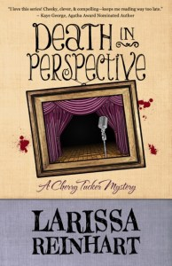 DEATH IN PERSPECTIVE cover Front