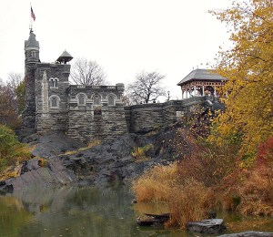 Belvedere Castle by Alice Alfonsi (Cleo Coyle)