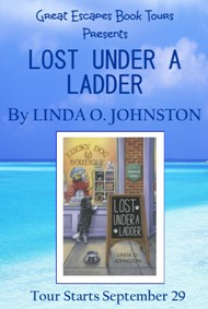 lost under a ladder SMALL BANNER