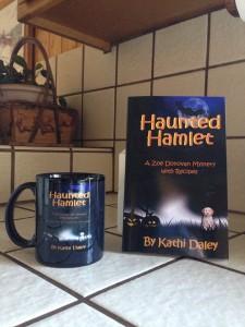 mug and book