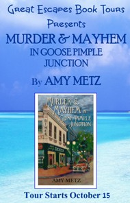 murder and mayhem goose pimple  SMALL BANNER