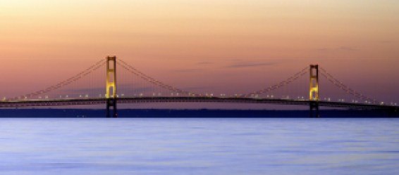 Mackinac_Bridge_Sunset