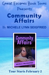 COMMUNITY AFFAIRS  SMALL BANNER