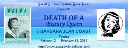 great escape tour banner large death of a beauty queen448