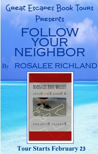 FOLLOW YOUR NEIGHBOR SMALL BANNER