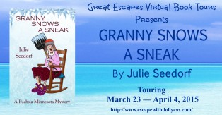 granny snows a sneak large banner314