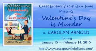 great escape tour banner large carolyn arnold327