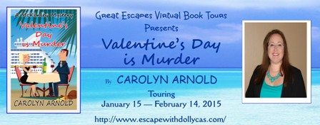 great escape tour banner large carolyn arnold448
