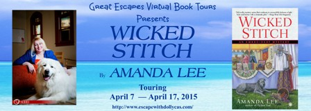 wicked stitch  large banner448