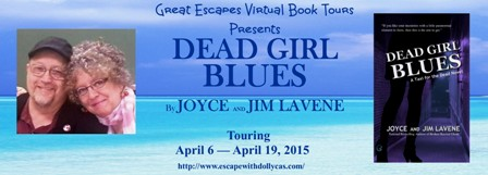DEAD GIRL BLUES large banner new448