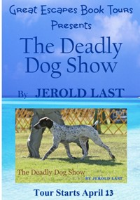 DEADLY DOG SHOW  SMALL BANNER