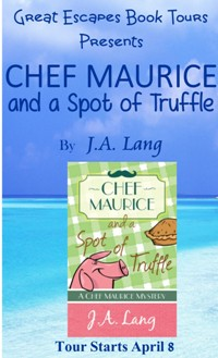 chef maurice SMALL BANNER