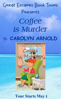 Coffee is murder SMALL BANNER