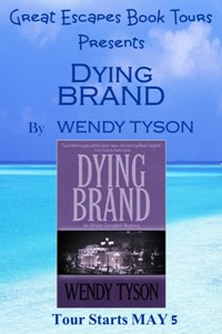 DYING BRAND  SMALL BANNER