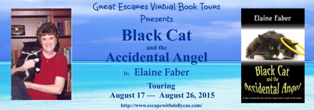 black cat accidental angel large banner4482