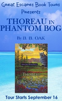 THOREAU SMALL BANNER