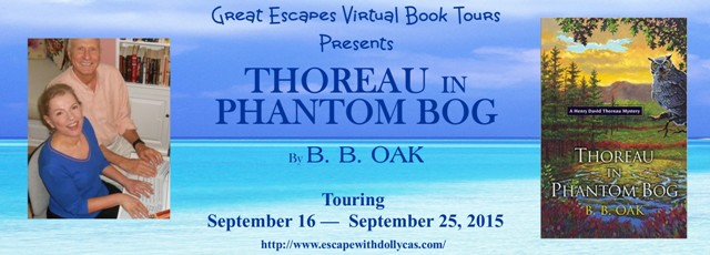 Spotlight: Thoreau in Phantom Bog
