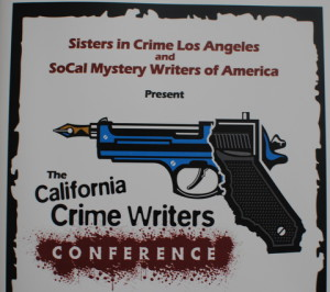 California Crime Writers logo