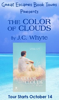 THE COLOR OF CLOUDS SMALL BANNER