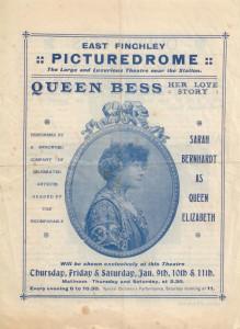 1913-Picturedrome-programme