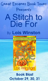 A STITCH TO DIE FOR SMALL BANNER